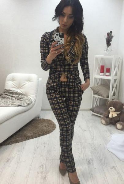 Деловой стиль женская одежда купить в