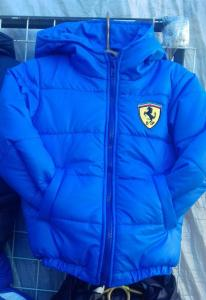 Фото КУРТКИ, ЖИЛЕТКИ ДЕТСКИЕ, Верхняя одежда детская Детская деми куртка на мальчика 2-6 лет