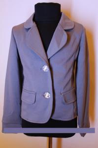 Фото Детские пиджаки, кофты для девочек оптом Школьные пиджаки для девочек оптом