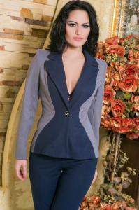 Фото КУРТКИ, Пиджаки, верхняя одежда и др., Пиджаки женские Пиджак №614 ГЛ