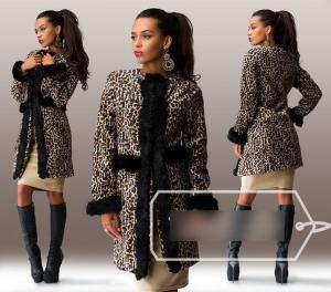 Фото КУРТКИ, Пиджаки, верхняя одежда и др., Пальто женское Пальто 074 (НР)