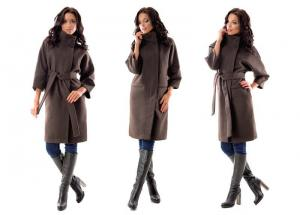 Фото КУРТКИ, Пиджаки, верхняя одежда и др., Пальто женское Пальто №0023 ИРМ