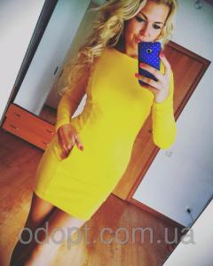 Фото Одежда женская оптом, Платья женские 2016 Женское платье (42-46 р-р.)