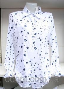 Фото Одежда женская оптом, Блузки женские Блуза женская (44-46 р-р.)
