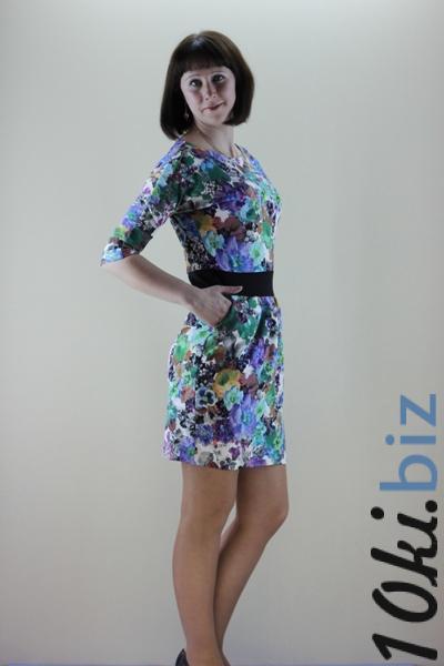 Платья женские трикотажные
