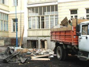 Фото  УБОРКА ЗДАНИЙ