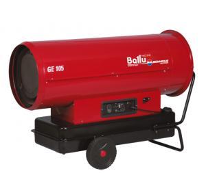 Фото  Теплогенератор дизельный мобильный Ballu-Biemmedue Arcotherm GE 105