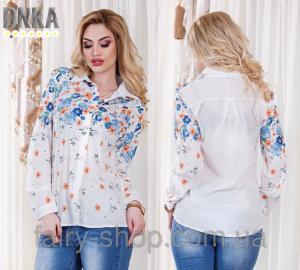 Фото Блузки, Рубашки Рубашка №ат 3206