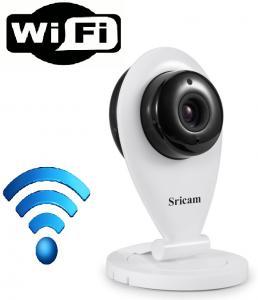 Фото Видеонаблюдение WIFI IP WIFI камера видеонаблюдения Sricam SP009 беспроводная Р2Р, 1.0MP, HD720P, IR-CUT, ONVIF, TF, двухстороннее аудио.