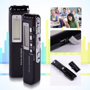 Фото Цифровые диктофоны Mp3 плееры VM85 цифровой диктофон мини 8гб встроенной памяти с функциями mp3-плеер активация голосом