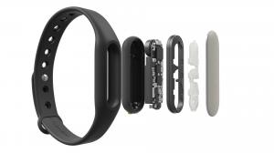 Фото Умные смарт часы и фитнес браслеты Xiaomi Mi Band умный браслет смарт Bluetooth водонепроницаемый фитнес трекер на iOS или Android