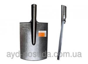 Фото Садовый инструмент Лопата штыковая прямоугольная Код товара 00438