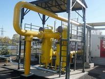Фото Установки подготовки газа Установка подготовки газа