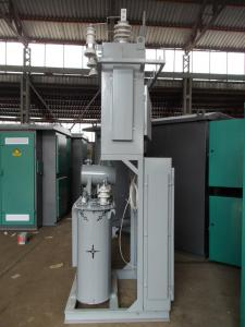 Фото  Підстанції трансформаторні комплектні КТПМ 25-250/10(6)/0,4 кВА. (щоглові)