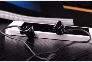 Фото Наушники Гарнитуры PTM S800 Спорт Наушники Super Bass Гарнитура С Микрофоном Ушной Крючок Для Всех Мобильных Телефонов Оригинал