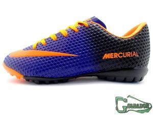 Фото ФУТБОЛЬНАЯ ОБУВЬ, СОРОКОНОЖКИ (МНОГОШИПОВКИ) Сороконожки (многошиповки) Nike Mercurial Victory (0345)