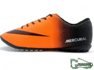 Фото ФУТБОЛЬНАЯ ОБУВЬ, СОРОКОНОЖКИ (МНОГОШИПОВКИ) Сороконожки (многошиповки) Nike Mercurial Victory (0368)