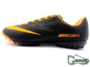 Фото ФУТБОЛЬНАЯ ОБУВЬ, СОРОКОНОЖКИ (МНОГОШИПОВКИ) Сороконожки (многошиповки) Nike Mercurial Victory (0380)