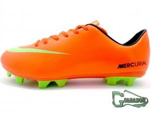 Фото ФУТБОЛЬНАЯ ОБУВЬ, БУТСЫ (КОПЫ) Бутсы (копы) Nike Mercurial Victory (0225)