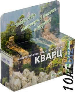 """Минерализатор воды природный """"КВАРЦ"""""""