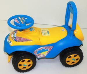 Фото Транспорт для детей, Автомобили толокары Машинка для катання Автошка 01311725RU new