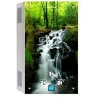 RODA JSD20-A4 (стекло - картинка *Водопад*, 10л в мин., автомат)