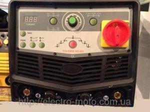 Фото Сварочные аппараты Аргонно-дуговой сварочный аппарат HYL TIG200P AC/DC