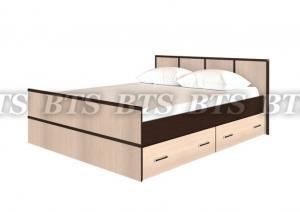 Фото Кровати Сакура кровать 1,6 м(BTS МЕБЕЛЬ)