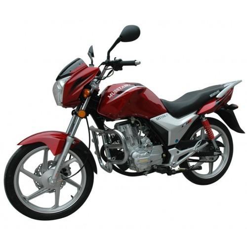 Фото Мопеды, Мотоциклы, Трициклы, Скутера Mysstang мотоцикл MT200-6 (HONDA) 200 см3