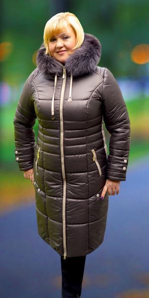 Пальто Пуховик Женское