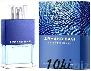 """Armand Basi """"L'Eau """"Pour Homme for Men EDT 125ml"""