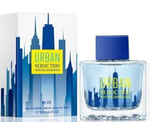 Фото Парфюмерия, Мужская Antonio Banderas - Urban Seduction Blue for Men