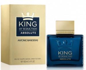 Фото Парфюмерия, Мужская Antonio Banderas - King of Seduction Absolute, 100 ml