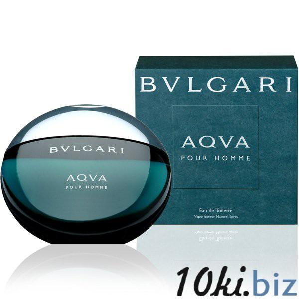Bvlgari -Aqva Pour Homme EDT 100 мл