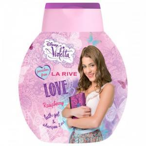 Фото Парфюмерия La Rive Шампунь-гель Violetta Love 250 мл 0369