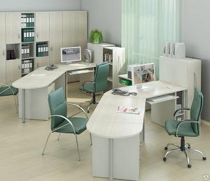 Фото  Мебель для офиса