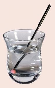Фото  Магнитная палочка для воды
