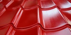 Фото Кровельные системы, Кровильная система МеталлПрофиль, Металлочерепица Монтерей, Класс Премьер Металлочерепица NormanMP 0,5