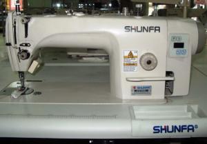 Фото              Прямострочные 1-игольные машины челночного стежка Shunfa SF8700D