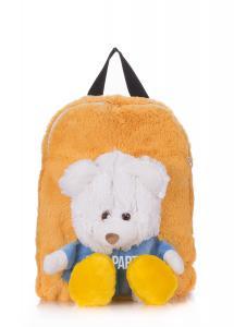 Фото РЮКЗАКИ POOLPARTY Детский рюкзак POOLPARTY с медведем
