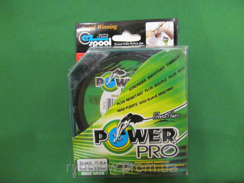 рыболовная леска и шнуры power pro