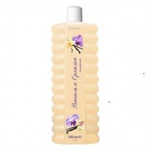 Фото Пена для ванн 500мл Піна для ванни «Ваніль і орхідея»