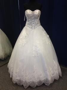 Фото Пышные свадебные платья Рамина