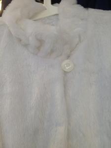 Фото Свадебные шубки, болеро и накидки Шубка