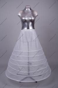 Фото Подъюбник для свадебного платья, кринолин свадебный Кринолин 7 колец