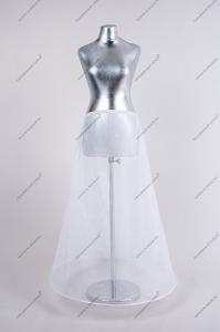 Фото Подъюбник для свадебного платья, кринолин свадебный Кринолин 1 кольцо