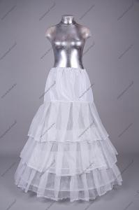 Фото Подъюбник для свадебного платья, кринолин свадебный Кринолин рюш