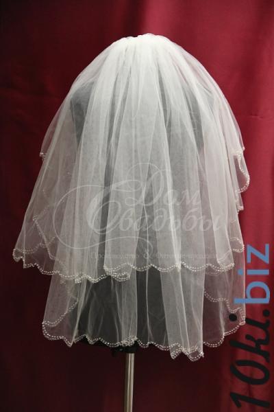Фата свадебная купить в москве недорого