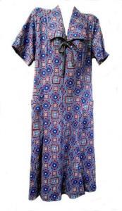 Фото Архив изделий Платье-галстук-подплечник-годэ, арт1811, р-ры: 48-62