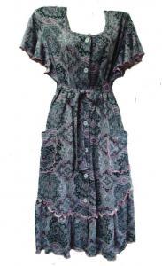 Фото Архив изделий Халат Т-73/0297 Кулирка Размеры: 48-62 Более 5-ти расцветок